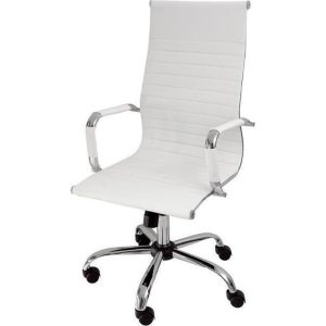 Καρέκλα γραφείου λευκή