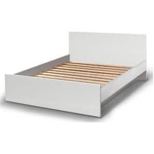 Κρεβάτι διπλό Iris-lefko
