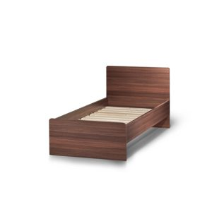 Κρεβάτι μονό Iris oval
