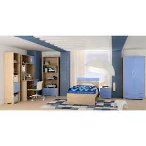Παιδικό δωμάτιο Νότα γαλάζιο