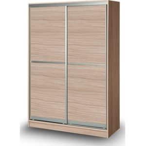 Ντουλάπα Kirki με συρόμενες πόρτες-drys