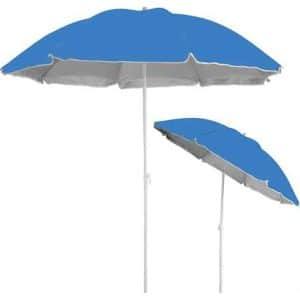 Ομπρέλα θαλάσσης σε δύο χρώματα