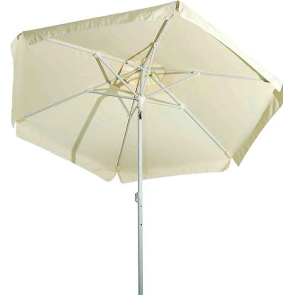 Ομπρέλα βεράντας-θαλάσσης σε δύο χρώματα