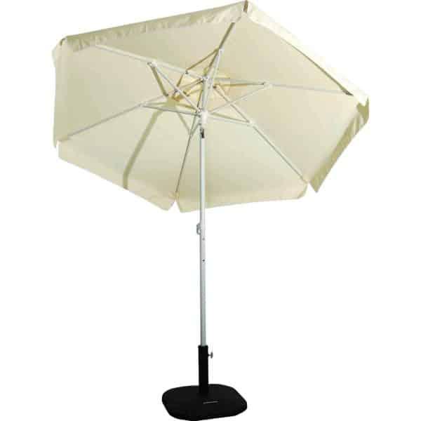 Ομπρέλα ημιεπαγγελματική 2,5μ. εκρού