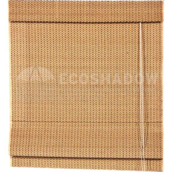 Στόρι bamboo υφαντό roman