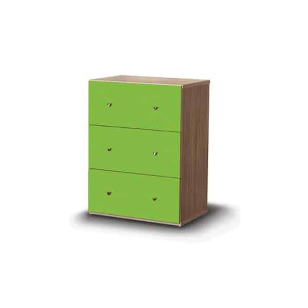 Συρταριέρα Ersi με 3 συρτάρια
