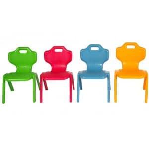Καρεκλάκι παιδικό KIDS MINI σε διάφορα χρώματα