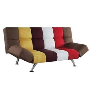 Καναπές Patchwork πολύχρωμος