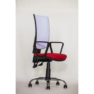 Καρέκλα γραφείου Star Net White σε διάφορα χρώματα