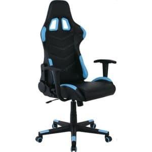 Καρέκλα γραφείου gaming σε δύο χρώματα